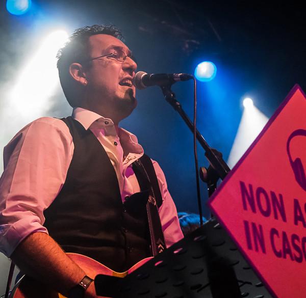 Davide Buzzi Live – ALCATRAZ di Milano, 15.10.2017