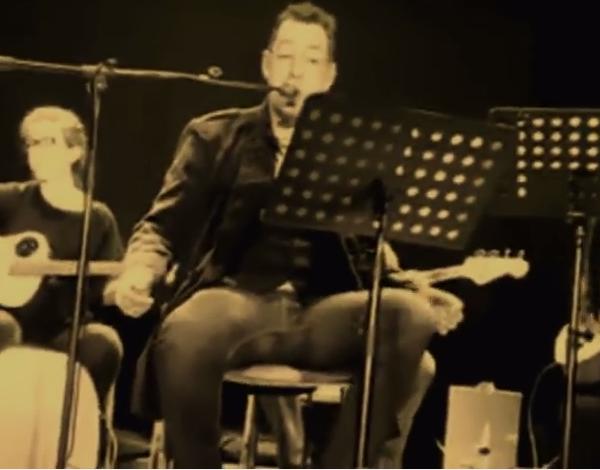 Davide Buzzi – Alice E le Ali (live unplugged) – Bootleg 24.04.2017