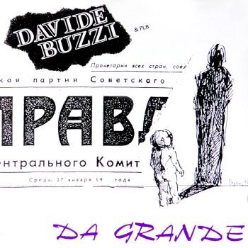 Copertina album DA GRANDE - 1993